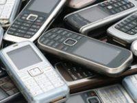 Deutsche horten 85 Millionen alte Handys