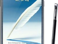 Samsung Galaxy Note 2 zunächst ohne LTE-Funktion
