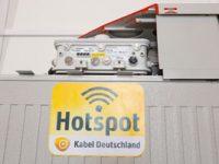 Kabel Deutschland: WLAN-Hotspots jetz auch für Nichtkunden verfügbar