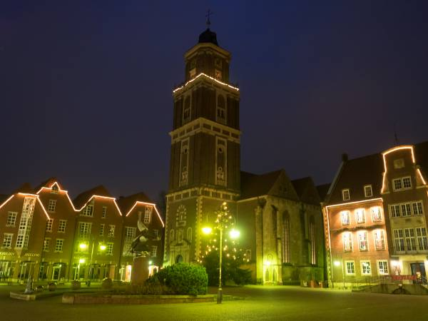 Internetanbieter in Coesfeld (Nordrhein-Westfalen) - DSL & LTE