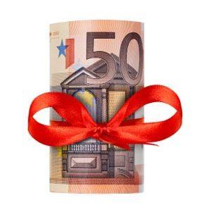 50 Euro Geschenk