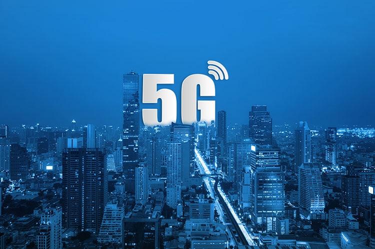 5G in der Stadt