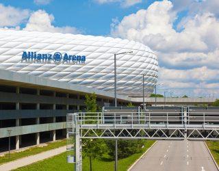 Telekom stattet Allianz Arena mit 5G aus