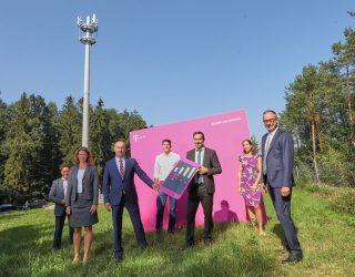 Telekom schließt mobile Versorgungslücken in Bayern