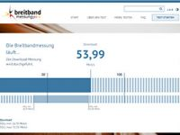 Neue Breitbandmessung der Bundesnetzagentur