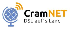 CramNET - DSL auf's Land - Logo