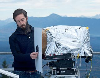 Wissenschaftler stellen Rekord bei Laser-Datenübertragung auf