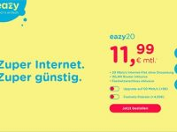 eazy - neue Marke im Unitymedia-Netz gestartet