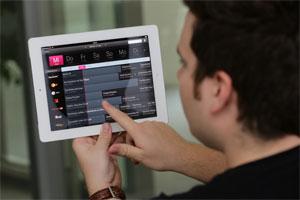 Entertain to go; Bild: Deutsche Telekom AG