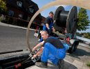 Bundeskartellamt genehmigt gemeinsamen Glasfaserausbau von Telekom und EWE