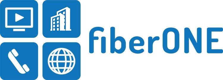fiberONE Logo