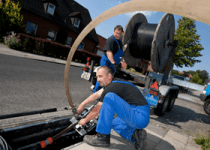 EWE bietet 1.000 Mbit/s für private Haushalte