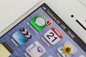 iPhone, Bild: Deutsche Telekom