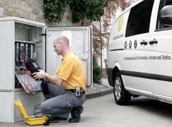 Kabel Deutschland Techniker