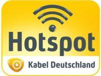 Kabel Deutschland aktiviert WLAN-Hotspots