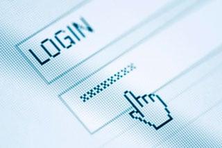 login-passwort