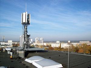 LTE-Antenne Bild: Telefonica