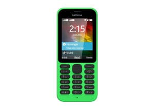 Nokia 215; Bild: Microsoft