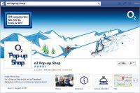 o2 Facebook Shop