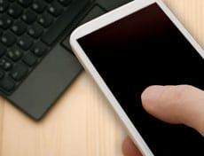 Trend zum Internet-Surfen mit dem Smartphone