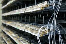 Swisscom Vermittlungsanlage