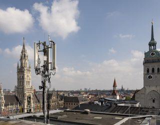 Telefónica startet 5G-Netz