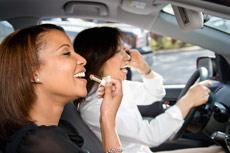 Telefonieren im Auto
