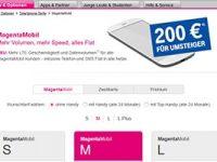 200 Euro Willkommensbonus bei der Deutschen Telekom
