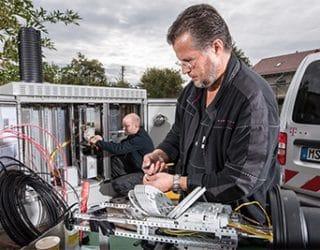 Telekom startet größtes Glasfaserprojekt in Mecklenburg-Vorpommern