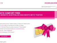 Deutsche Telekom sucht Test-Nutzer für LTE Advanced