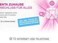 Neue MagentaZuhause-Tarife bei der Telekom