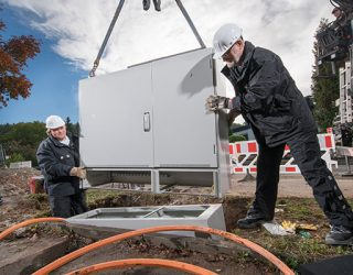 Deutschen Telekom: Erhebliche Steigerung der Glasfaseranschlüsse