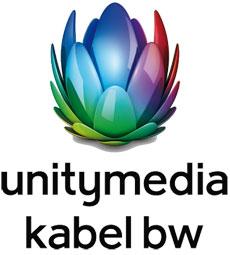 Das gemeinsame Logo von Unitymedia und Kabel BW