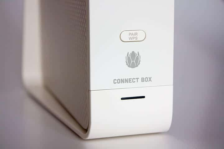 Unitymedia ConnectBox mit WPS Taste
