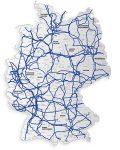 Versatel Netz in Deutschland