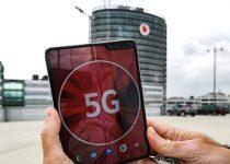 Vodafone erreicht 5G- Ausbauziel schneller als geplant