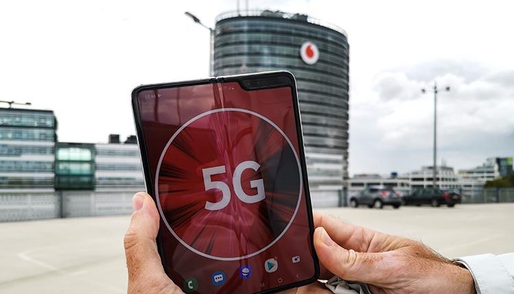 Vodafone 5G Smartphone