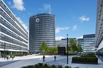 Vodafone-Gebäude, Bild: Vodafone