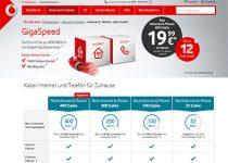 """""""Sommer Special"""" für Vodafone-Kabelkunden"""