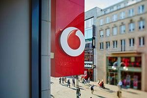 SuperVectoring bei Vodafone