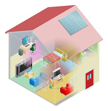 zwei wlan router verbinden in einem haus wie geht das. Black Bedroom Furniture Sets. Home Design Ideas