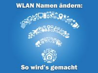 wlan-name-aendern