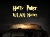 WLAN Namen: Harry Potter