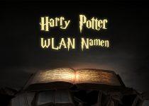 WLAN Namen – Harry Potter