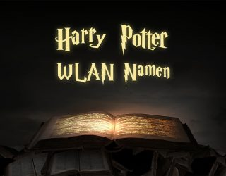 WLAN Namen - Harry Potter