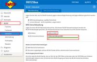 WLAN Passwort FRITZ!Box